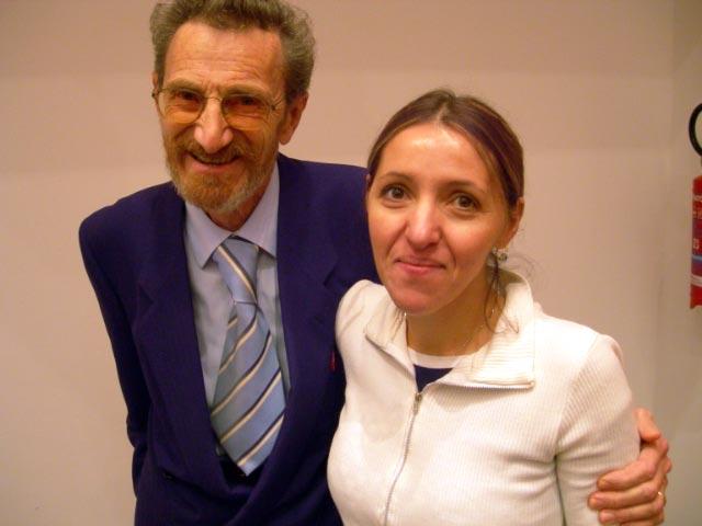 Antonella e Giuseppe Garrone