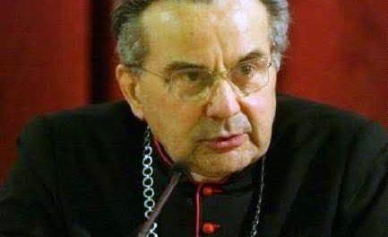 Contraccezione, aborto e Chiesa – Card. Carlo Caffarra