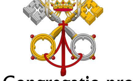 Congregazione per la dottrina della Fede: Dichiarazione su eutanasia