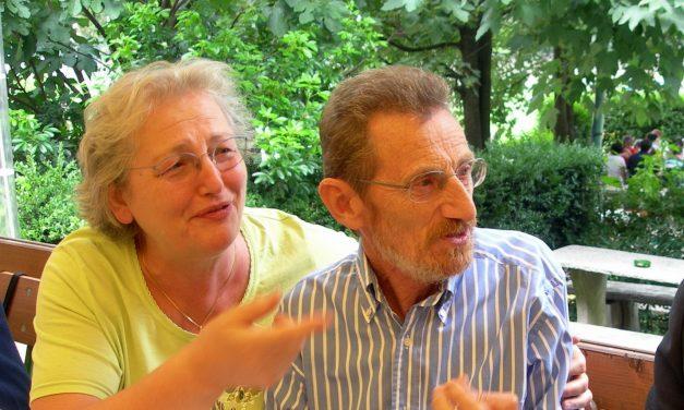 """""""Mio marito Giuseppe Garrone, combattente per la Vita"""""""